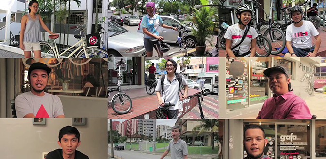 Tribes: Urban Cyclists